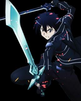 Dark Repulser - Kirito