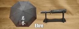 Regenschirm - Ehre