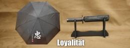 Regenschirm - Loyalität